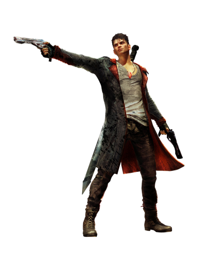 Devil May Cry PNG File