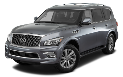 Infiniti SUV PNG Transparent Picture