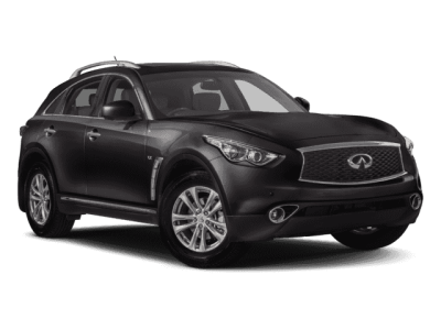Infiniti SUV Transparent Background