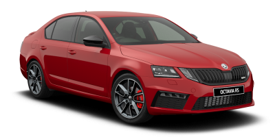 Skoda Octavia Transparent Background