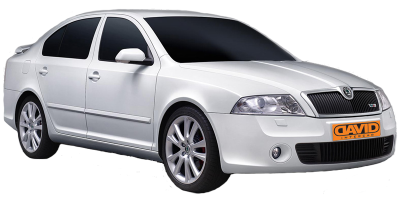 Skoda Octavia PNG Photo