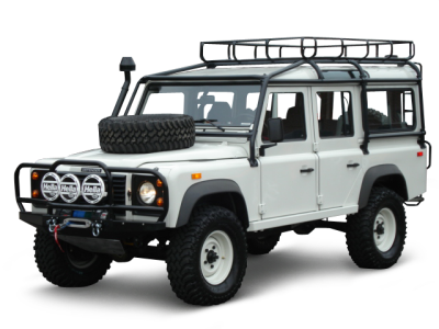 Land Rover PNG File