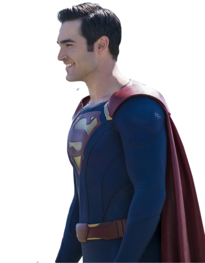 Superman-background-transparent