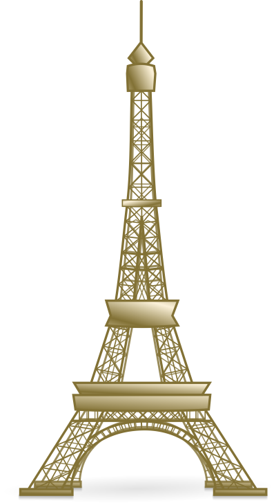Eiffel Tower Transparent PNG