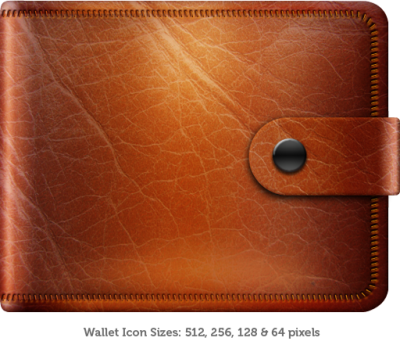 Wallet Png File