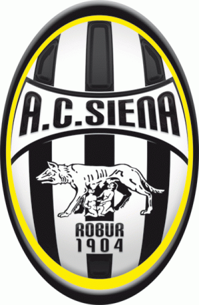 AC Siena Primary Logo on Chri