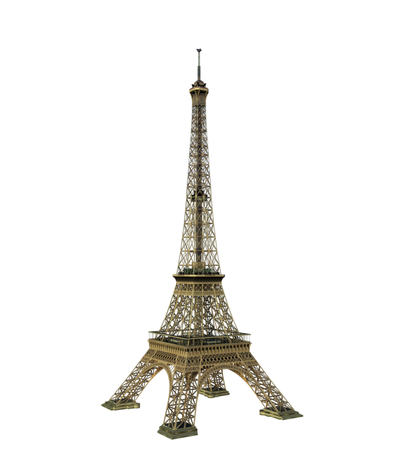 Eiffel Tower PNG Photos
