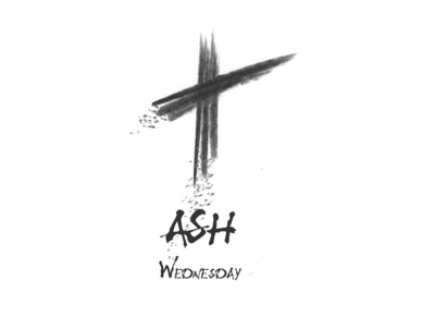 Ash Wednesday Illustrations A