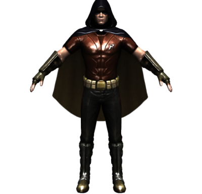 Arkham City Robin Transparent PNG