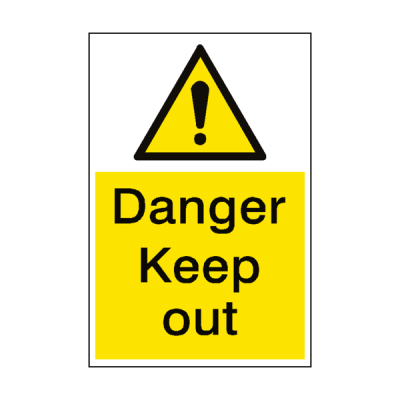 Keep Out Danger Photos PNG Image High Quality
