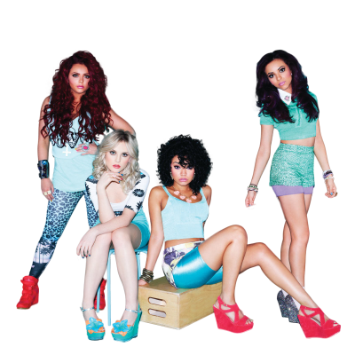 Little Mix PNG Transparent Image