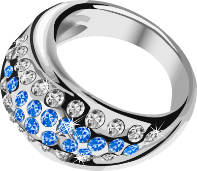 silver-ring-with-blue-diamond