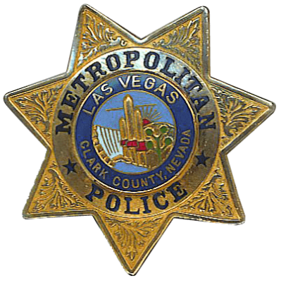 las-vegas-police-badge