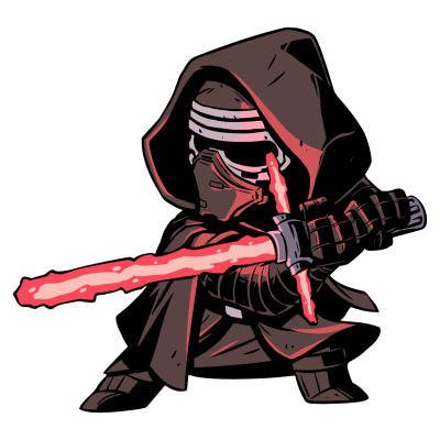 Star Kylo Character Darth Wars Fictional Ii