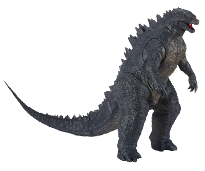 Godzilla Transparent Background