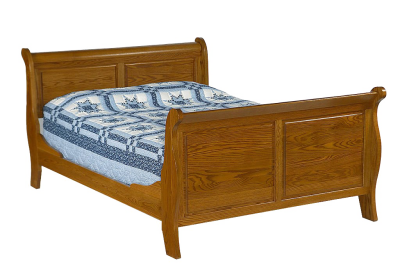 Sleigh Bed Download HQ Image Free PNG