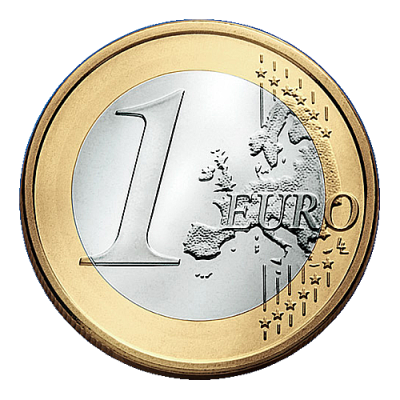 Euro Coin Transparent