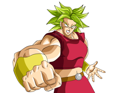 Dragon Ball Broly Image