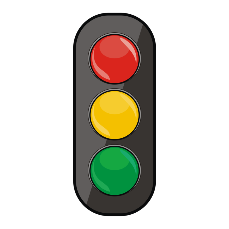 Traffic Light Png Hd