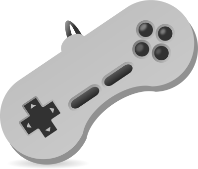 Joystick Transparent Background