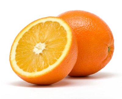 Half Orange Photos Free Transparent Image HD