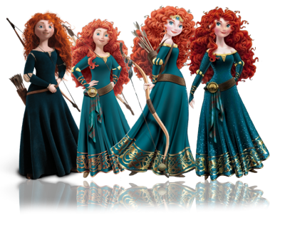 Merida Image PNG Image High Quality