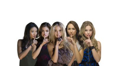 Pretty Little Liars PNG HD