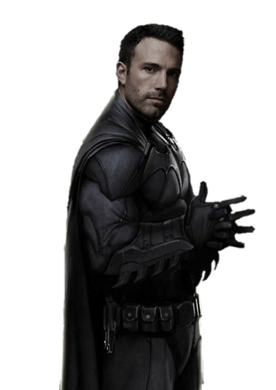 Ben Affleck Transparent Background