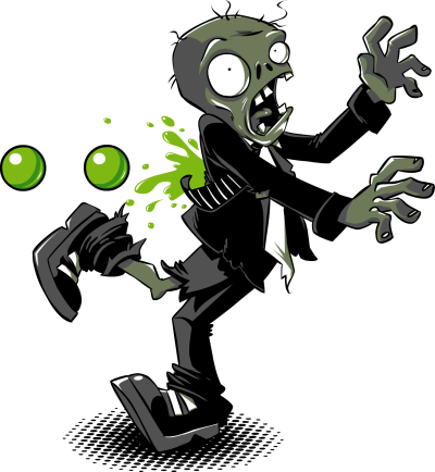 Plants Vs Zombies PNG Photo