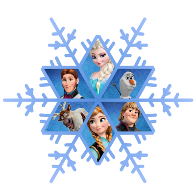 Frozen Snowflake Free Download