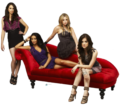 Pretty Little Liars PNG Transparent Image