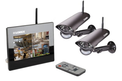 Wireless Security System PNG Photos