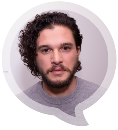 Kit Harington Transparent Image
