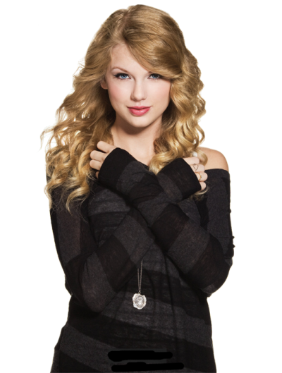 Taylor Swift Transparent PNG
