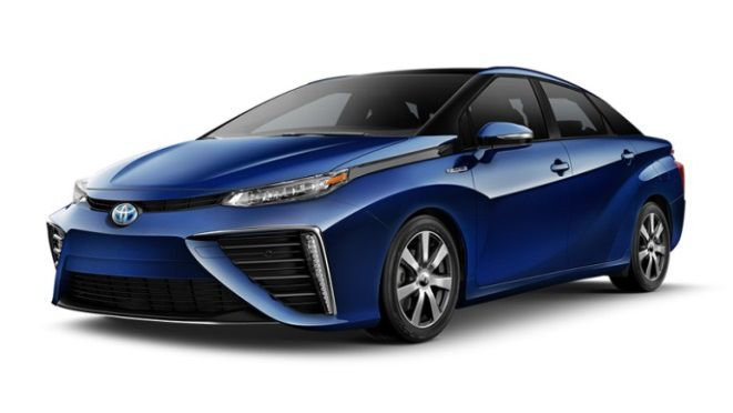 Toyota Mirai hydrogen fuel cell car | Download Scientific Diagram