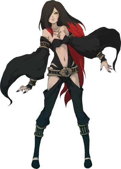 Gravity Rush PNG HD Quality