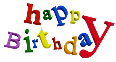 Happy Birthday PNG Picture