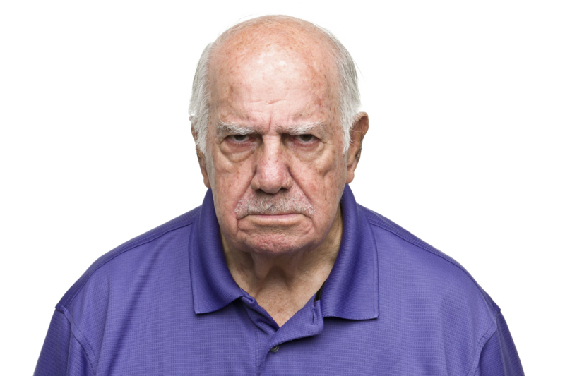 Angry Person Download HQ PNG