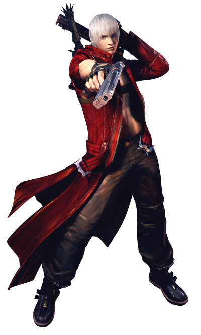 Devil May Cry PNG Picture