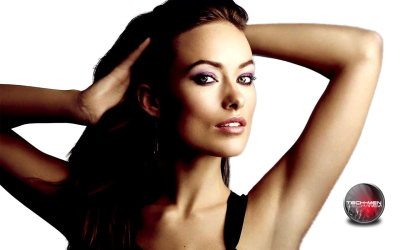 Olivia Wilde PNG Transparent Image