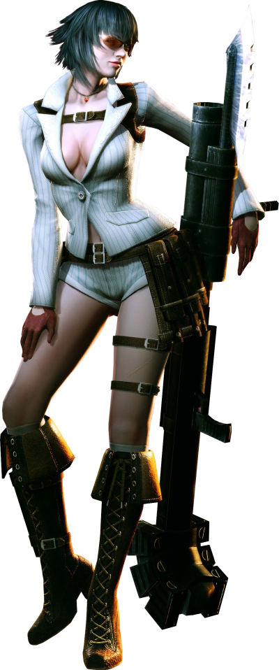 Devil May Cry Transparent Picture
