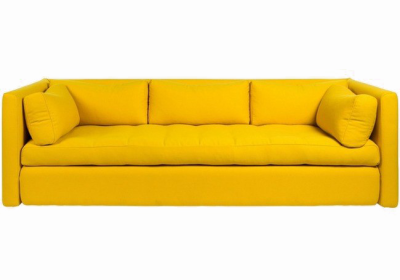 Yellow Sofa Photos Free Transparent Image HD
