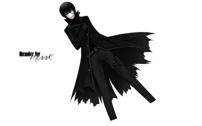 Darker Than Black PNG Photos