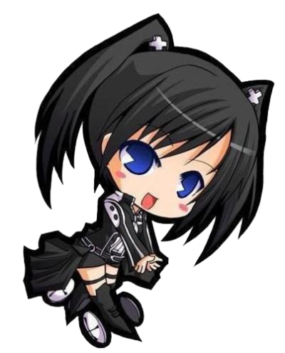 Chibi Transparent Background