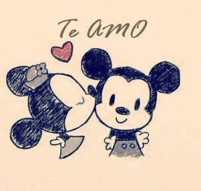 Te amo | Art | Disney drawings, Cute drawings, Love drawings