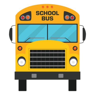 School Bus Image PNG File HD