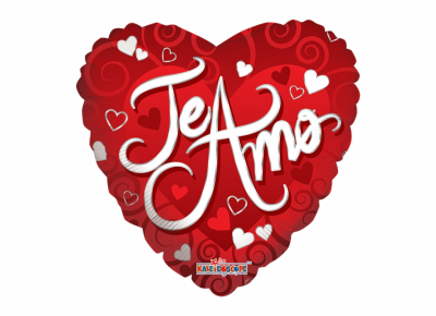 Globo Te Amo - Happy Sweetest Day Free PNG Images & Clipart ...
