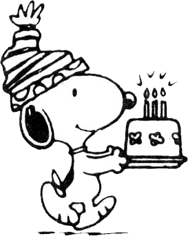 Prime Download Free Snoopy Carrying A Small Birthday Cake Funny Birthday Cards Online Alyptdamsfinfo