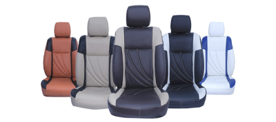Super Fit Car Seat Covers: 3D Custom Made PU Leatherette Hecta ...