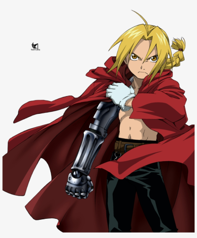 Fullmetal Edward Elric Read - Fullmetal Alchemist: Collection 2 ...
